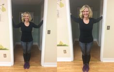 3 Stretches That Un-Slouch Your Back—All You Need Is A Doorway Walk out shoulder stretch Scoliosis Exercises, Posture Exercises, Back Exercises, Posture Correction Exercises, Shoulder Stretches, Shoulder Massage, Neck Stretches, Bad Posture, Better Posture