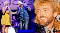 Jesse Keith Whitley & Lorrie Morgan Sing Tribute To Keith Whitley With 'Til A Tear Becomes A Rose' Best Country Music, Country Music Lyrics, Country Music Videos, Country Music Artists, Country Music Stars, Country Songs, Film Music Books, Music Songs, Reggae Music