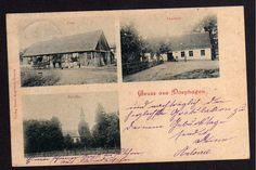 Mechowo Dorphagen Kreis Cammin 1900