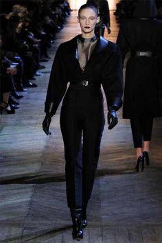 12252751ddb STEFANO PALATI FOR SAINT LAURENT Paris, My Crazy, Fashion Show Collection, Yves  Saint