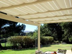 Slide Wire Canopy