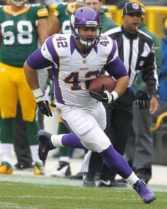 Jerome Felton - Minnesota Vikings - RB