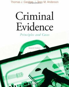 criminal evidence principles and cases 9th edition pdf
