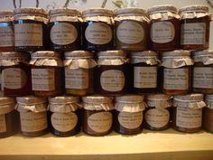 The Betsy Boutique jam range