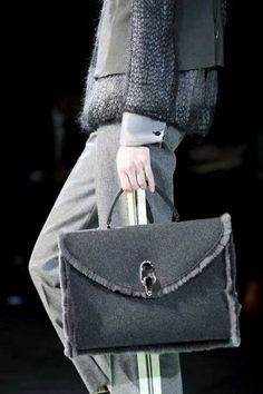 2148355e8c Armani Jeans its my style #gray #briefcase #loveit Leder, Fashion Weeks,