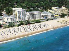 Confort, soare si mare la Nisipurile de Aur! Cu doar 25 lei poti beneficia de pretul redus de 325 Euro/persoana pentru un sejur de 5 nopti cazare in regim All Inclusive la Hotel Sentido Golden Park 4*!