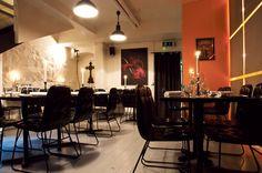 Bar Nombre - Stockholm. Spanskt och fint.