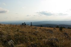Mt. Brocken   Blick vom Brocken über den Harz  