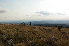 Mt. Brocken | Blick vom Brocken über den Harz |