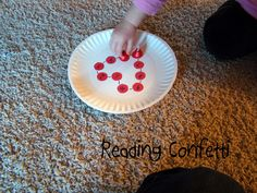 Hunting for Kisses ~ Reading Confetti