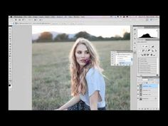 """Photoshop Tutorial with Alex Beadon - Intro: 00:00     Contour – Defining shadows and highlights: 00:24  Using the brush tool in black over the parts you want to make darker. Using the white color over the parts you want to make lighter.  Using actions to create the desired colors: 05:42   Adding color and extra """"oomph"""" to sun flare using Maracas : 7:35"""