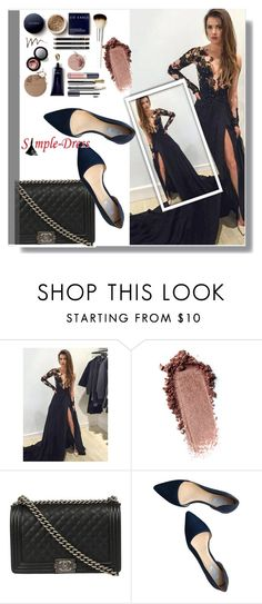 """Bez naslova #1975"" by edita-n ❤ liked on Polyvore featuring Chanel, Cole Haan, women's clothing, women's fashion, women, female, woman, misses and juniors"