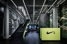 Nike+ Run Club Omotesando, Tokyo – Japan » Retail Design Blog