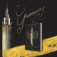 """Irresistibile, misterioso e irriverente, """" The Tower - Il millesimo piano """"di Katharine McGee ( compratelo qui ) , è il genere di li..."""
