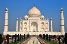 India - Although the Taj is just one of many places I'd like to visit there... in my top 3 of places I want to visit before I die.
