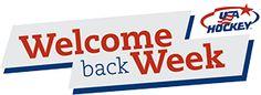 Welcome Back Week | USA Hockey