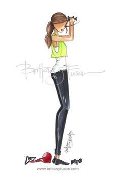 Brittany Fuson: Lift Tone www.brittanyfuson.com   Pure Barre
