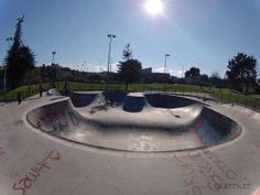Potrero Del Sol Skatepark San Francisco (California, USA) #skatepark #skate #skateboarding #skatinit #skateparkreview