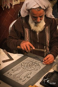 Travel Asian people Afghanistan craft man