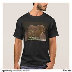 Capybara T-Shirt - Classic Relaxed T-Shirts By Talented Fashion & Graphic Designers - #shirts #tshirts #mensfashion #apparel #shopping #bargain #sale #outfit #stylish #cool #graphicdesign #trendy #fashion #design #fashiondesign #designer #fashiondesigner #style