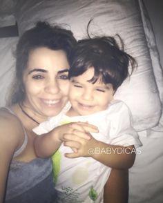 Bom diaaaaaa!!! E esse sorriso no rosto às 6 e pouco da manhã só porque é sexta-feiraaaa  #babydicas #bomdia