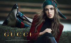 CharlotteCasiraghi for Gucci