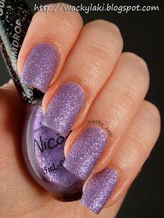 Nicole by OPI I Lilac Gumdrops