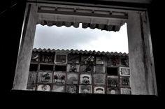 Colombia - Cementerio Piedecuesta, Santander.