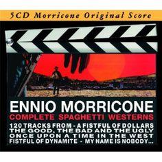 Ennio Morricone - Complete Spaghetti Wes