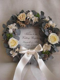ウェルカムリース - Google 検索 Floral Wreath, Wreaths, Google, Wedding, Home Decor, Valentines Day Weddings, Floral Crown, Decoration Home, Door Wreaths