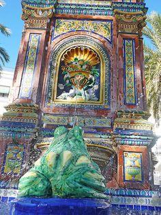 Rincones de Vejer de la Frontera South Of Spain, Andalusia, Facades, Granada, Where To Go, Ceramic Art, Happy Hour, Culture, Ceramics