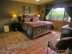 Manzanita, one of our most popular Sedona vacation homes, has been getting a new look! Check it out by clicking on this image. Call Red Rock Realty at 800-279-1945 for rates and dates. See You Soon!