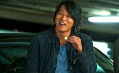 Sung Kang and Justin Lin trace the character's origin from 'Better Luck Tomorrow' to Tokyo Movie Fast And Furious, Furious Movie, The Furious, Sung Kang, Estilo Cholo, Fast Five, Lucas Black, Ludacris, Interracial Love