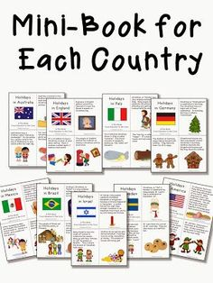 Education to the Core: Holidays/Christmas Around the World Unit and FREEBIE!!! - follow my profile for more and visit my website