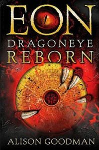 Book Cover: Eon Dragoneye Reborn