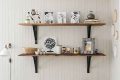 quick DIY shelves - Yahoo Image Search Results