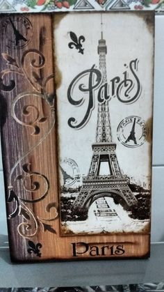 Decoupage, Vintage Market, Shabby Chic, Collage, Paintings, Country, Shop, Projects, Crafts