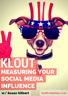 Klout is often overlooked by social media users. Sure, you may not be an influencer yet, but your Klout Score is already having an effect!