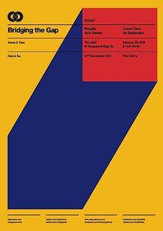 Simplicity Poster Designs by Ross Gunter