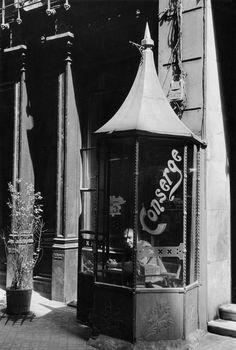 Henri Cartier-Bresson: Barcelona, 1953.