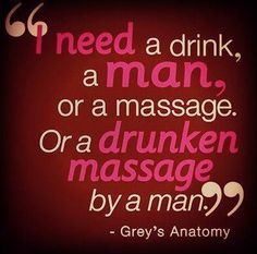 haha love Grey's Anatomy