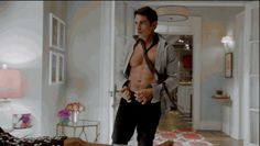 """Danny Castellano Stripped On """"The Mindy Project"""" And Made Our Dreams Come True. THANK YOU MINDY KALING."""