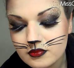 Halloween Makeup Ideas for Women - Bing Images