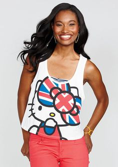 Hello Kitty Big Bow Tank