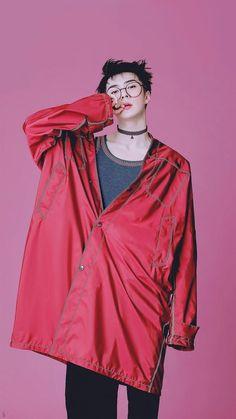 SEHUN x EXO | L'Optimum Thailand Magazine, March 2017