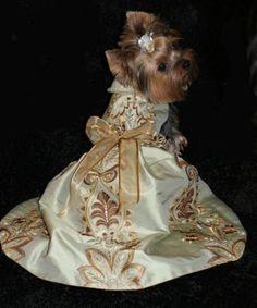 Dresses - Dog Dresses, Pet Apparel
