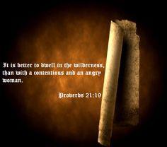 Proverbs 21:19