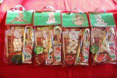 Christmas treat bags for children