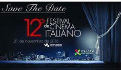 ♥ 12º Festival de Cinema Italiano no Brasil faz Grande Homenagem a Marcello Mastroianni ♥ SP ♥   http://paulabarrozo.blogspot.com.br/2016/11/12-festival-de-cinema-italiano-no.html