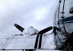 "Finnish Aviation museum, Helsinki 2016, DC 3 ""Lokki"""